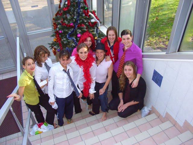 Interclubs 2009 à Seynod : L'équipe Dames 2ème du Dauphiné-Savoie