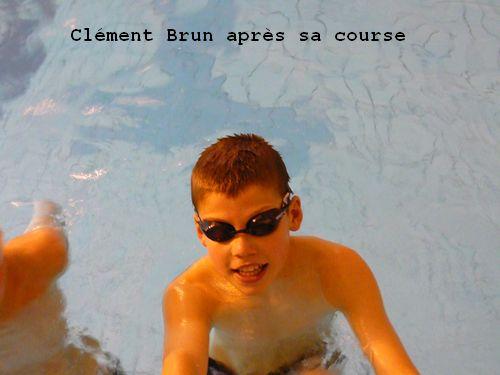 Nouveau record du club 11 ans pour Clément Brun