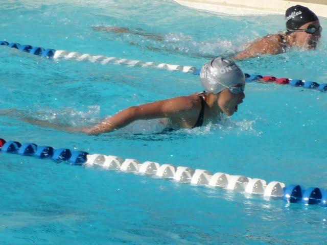 Championnat régional petit bassin à Montélimar
