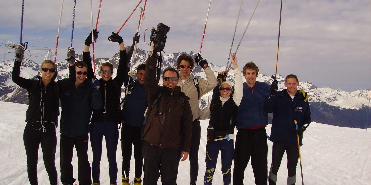 Nouveau stage à l'Alpe d'Huez: