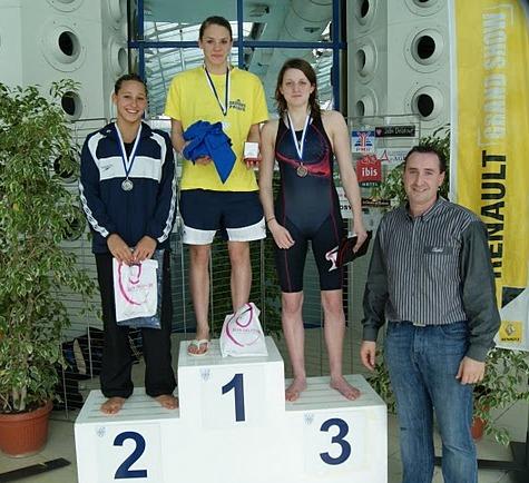 Championnats de France Jeunes en bassin de 50 m : Maëlys s'expérimente un peu plus dans un contexte très relevé