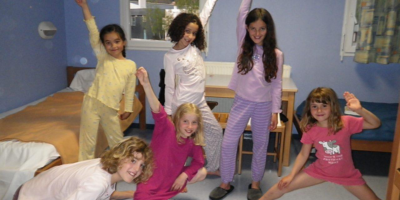 Mardi 3 Mai : L'état de forme des filles