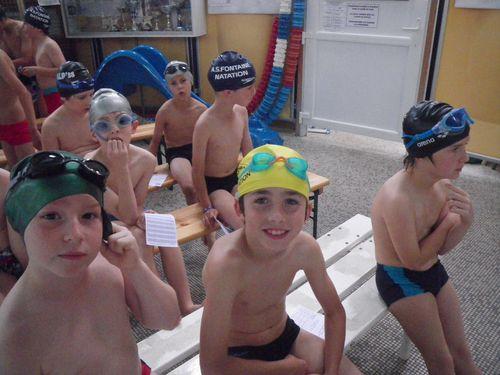Finale du socle 1 Avenirs-Poussins le samedi 18/06 à la piscine des Abrets