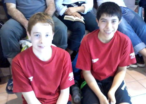 Natathlon 1ère journée : Premiers records personnels pour les benjamins