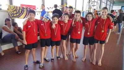 Socle 3 avenirs-poussins à Grenoble : les relais triomphants