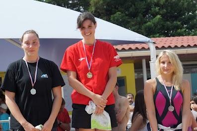 29ème Grand Prix (3) Dos féminin : Nadège Misslin encore et toujours