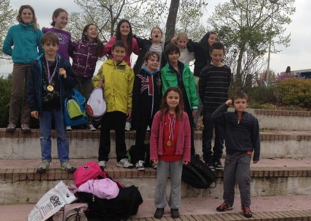 Troisième journée du socle 3 avenirs-poussins à Villefontaine le dimanche 21 avril