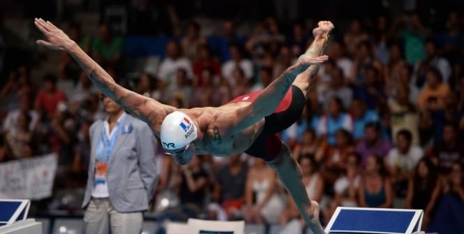 Championnats du Monde à Barcelone – J2