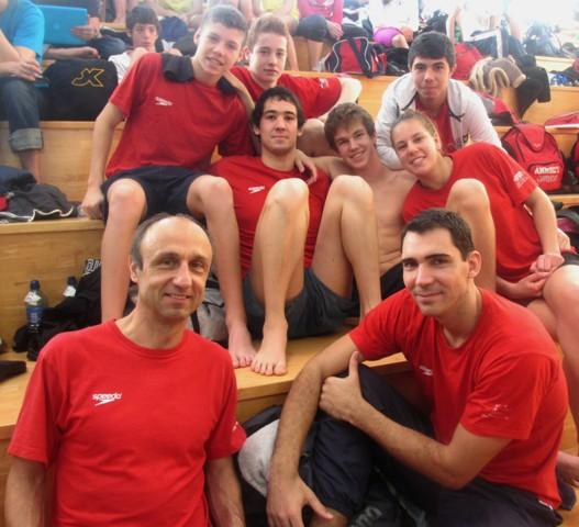 Championnats Interrégionaux à Bourg 3ème journée : Record USSE toutes catégories pour un Robin Pla toujours aussi incroyable. Yannis qualifié pour les nationaux 2