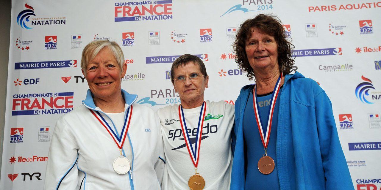 Championnats de France des Maîtres à Paris – J2