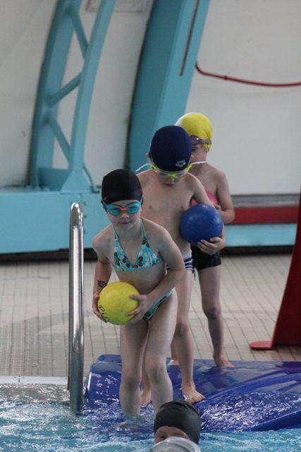 Ecole de natation : Dernière séance le 25 juin