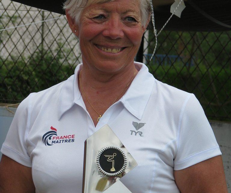 Championnats de France des Maîtres à Millau (2): encore des médailles !