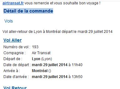 Montréal 2014 – Épisode 1 : la préparation