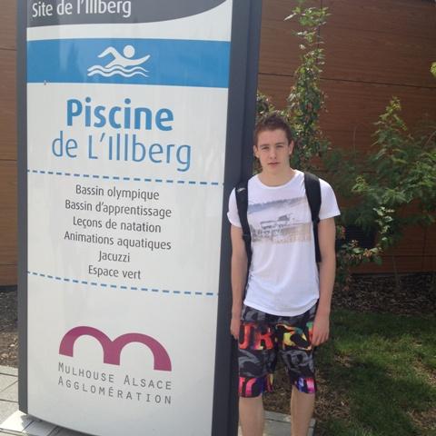 Championnats de France minimes : The end !