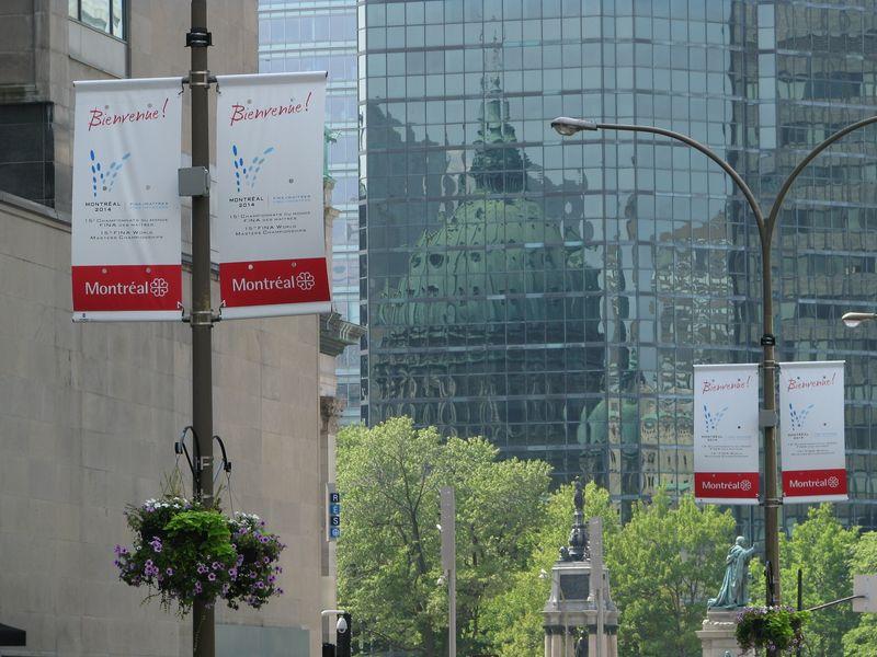 Montréal 2014 – Épisode 3 : les Mondiaux FINA des Maîtres