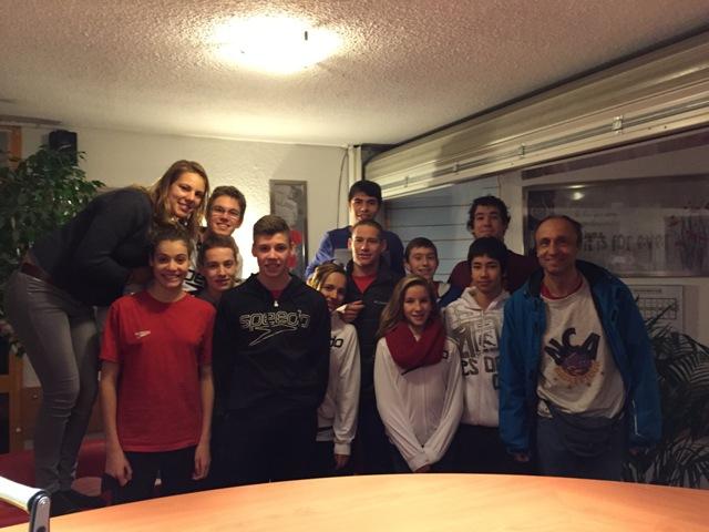 Championnats de France Nationale 2 petit bassin à Clermont-Ferrand : des débuts superbes