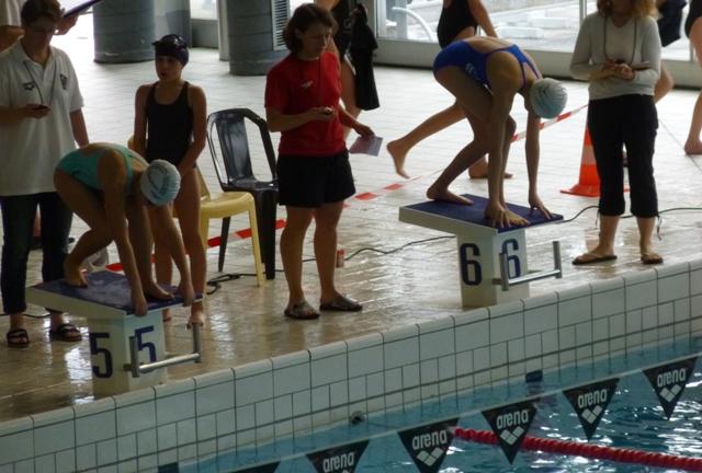 NATATHLON 11 ans à St-Martin d'hères le samedi 28 Mars : quatre médailles pour 4 médaillés…