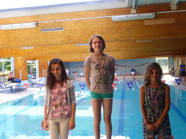 NATATHLON 11 ans 3ème journée à Seyssinet : Dernière journée de qualification