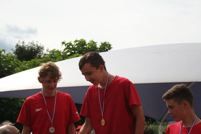 Le Grand Prix de St-Egrève (3) des minimes garçons : Opération conquête des podiums en masse