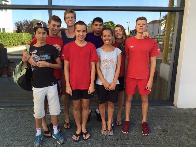 Championnats de France nationale 2 à Chamalières : Clément qualifié pour les championnats de France 16 ans et plus, Yann sur le podium