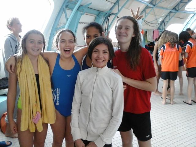Championnats départementaux Interclubs le 8 novembre à St-Martin le Vinoux : l' équipe 2 dames vainqueur