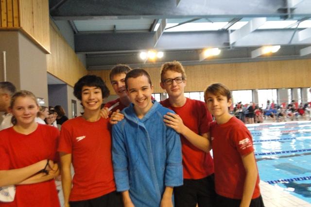 Championnats régionaux à Valence les 6 et 7 décembre : Clément brun recordman du club du 50 papillon, 14 qualifiés pour les nationaux 2.