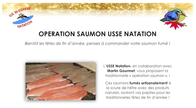 Urgent: Saumon de Pâques
