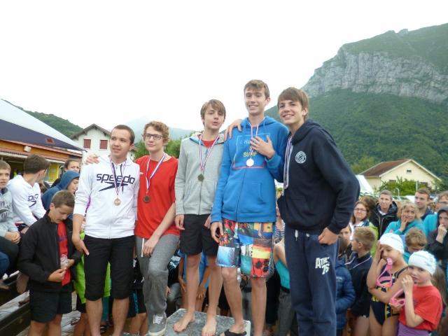 Grand Prix de St-Egrève (2): Des minimes garçons trop nombreux pour les podiums