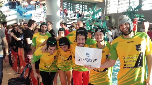 Championnats de France par équipe MAITRES : l'USSE 18ème de la finale nationale