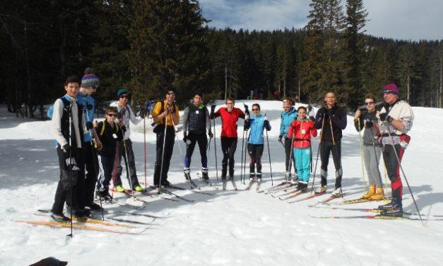 Stage d'hiver : 2ème sortie de ski à Autrans le jeudi 23 février