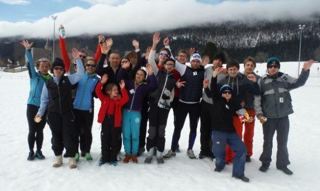 Stage des vacances d'hiver : première sortie de ski de fond le mardi 21 février à Autrans