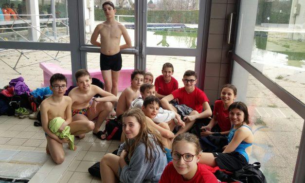 Natathlon Jeunes 2ème journée à Fontaine: un dimanche très dense