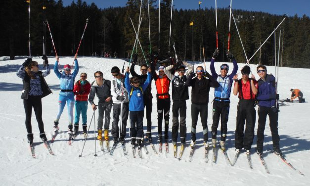 Stage de Ski de fond 3ème journée