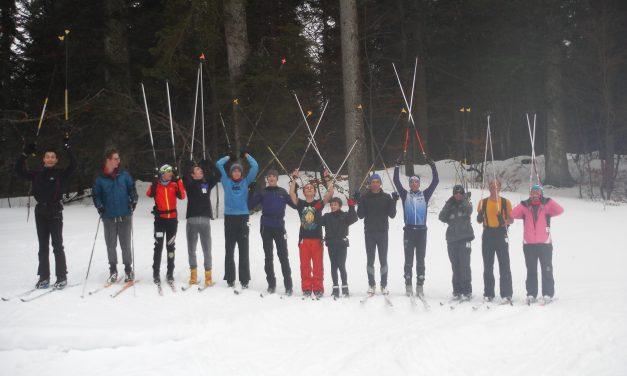Stage de Ski de fond 4ème et dernière journée