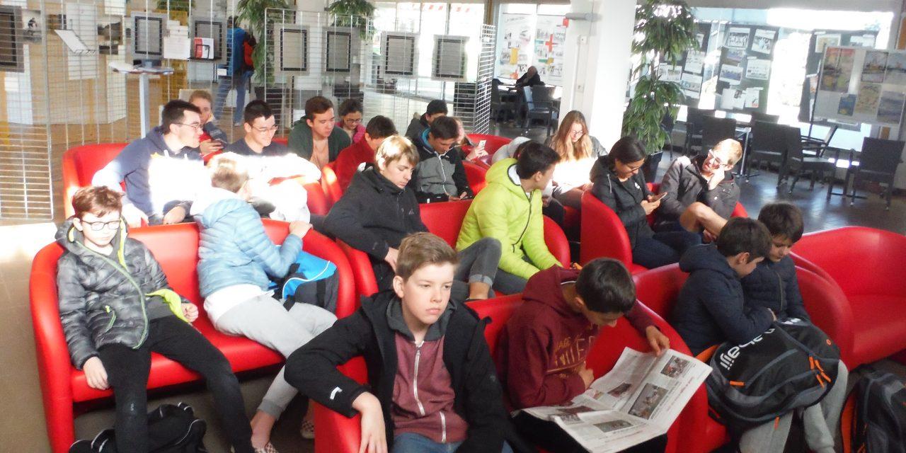 Stage de Vichy jour 5 : Natation, inspection et départ