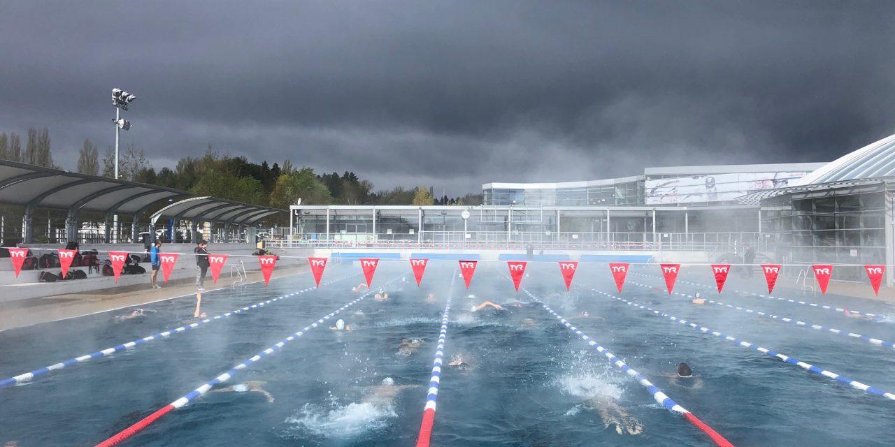 Stage de Vichy jour 4 : Basket et natation
