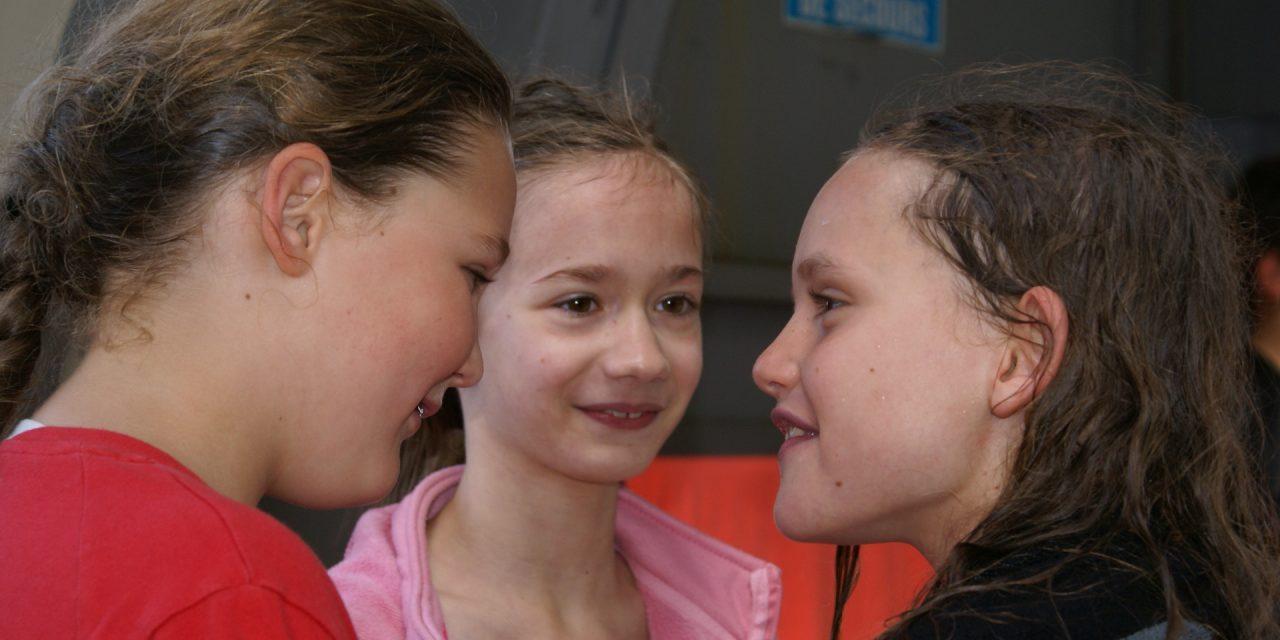 Dernière journée du Natathlon Avenirs à Moirans le 20 mai: Les 2009 en pointe
