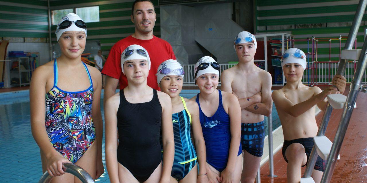 Challenge jeunes dernière journéeà la piscine Vaucanson: une expérience sympathique de plus