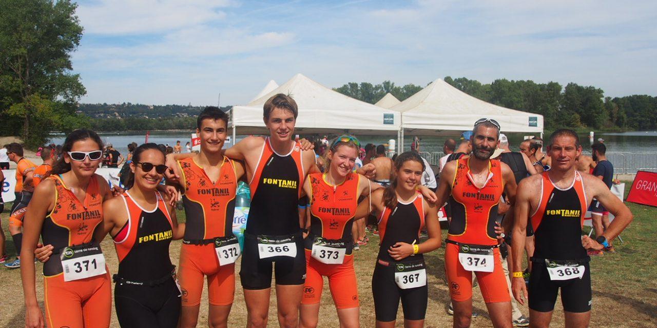 Cross Triathlon de Vaulx en Velin le dimanche 16 septembre : Récit épique de Franck Zana