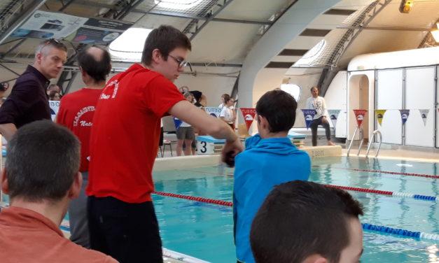 1ère compétition de Poule Avenirs-Jeunes à Moirans le 10 février (3) : Raz de marée de médailles et records personnels pour nos jeunes