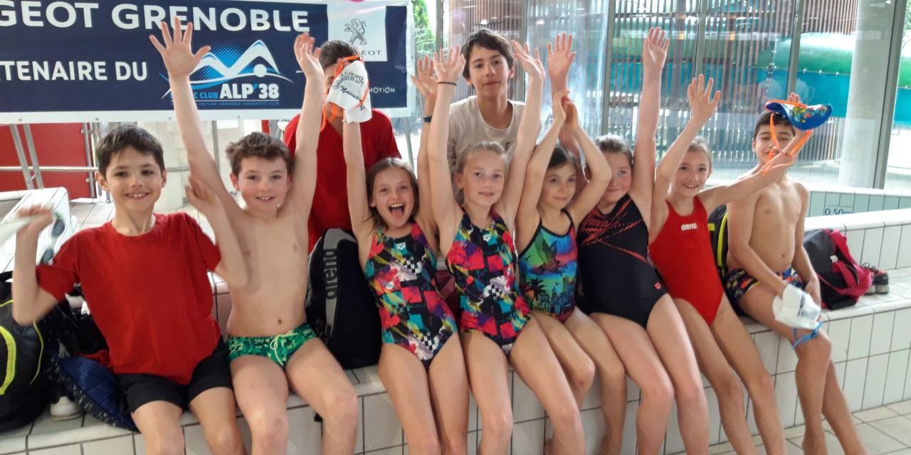Trophée Christian Donzé (2) : Six médaillés chez les avenirs