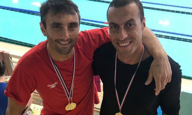 Championnats régionaux des maîtres 2019 – Abdel et Olivier Meurant préparent Chalon