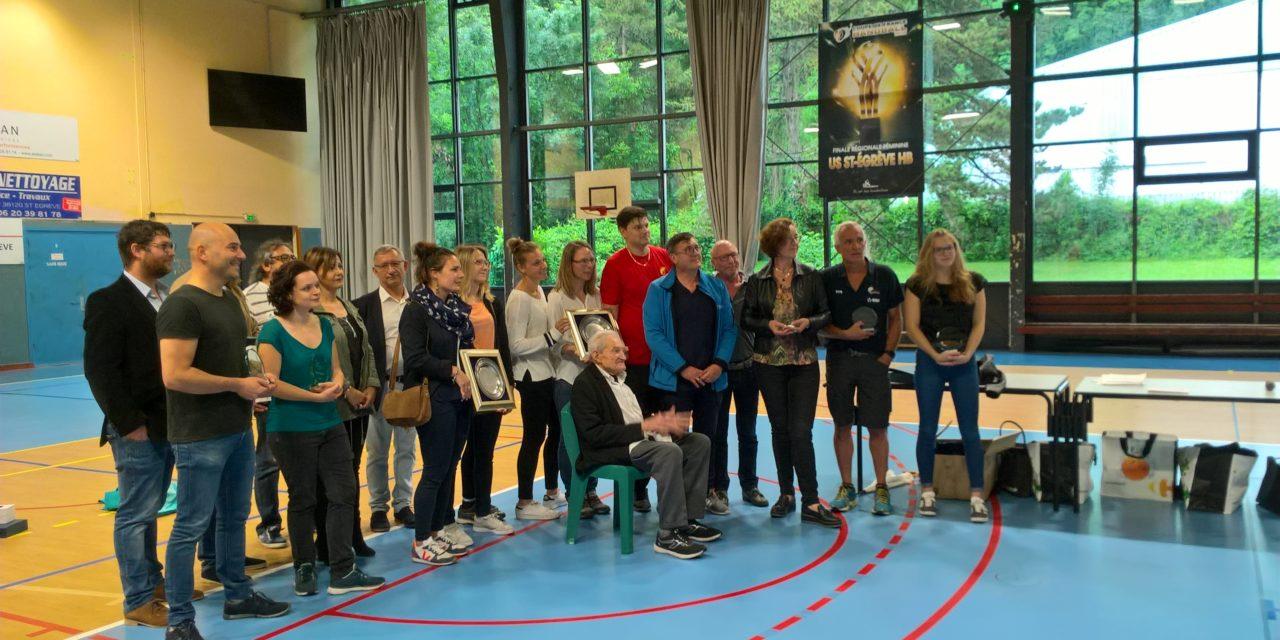 Victoires du sport 2019 : Alice Paillard et Michel Pla récompensés