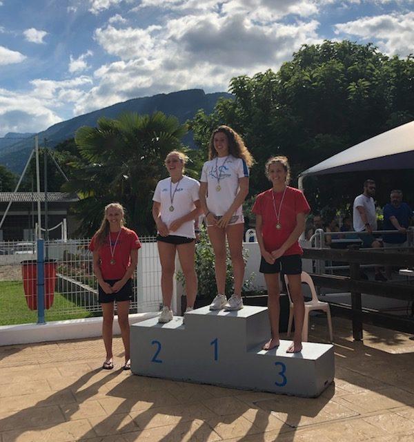 Grand Prix de St-Egrève (10) : domination des nageuses de Sassenage et Seyssinet