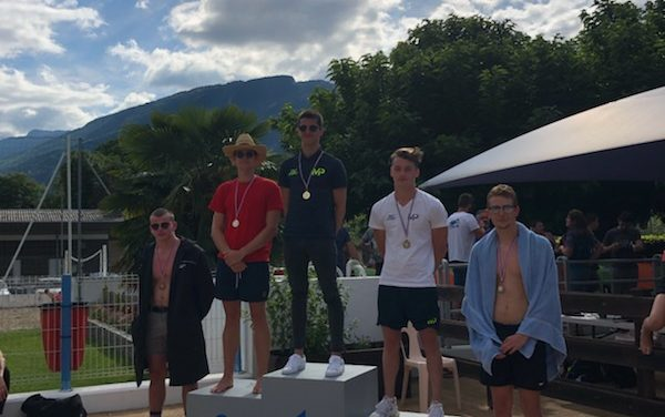 Grand Prix de St-Egrève (8) : Une belle brochette de records personnels en nage libre messieurs