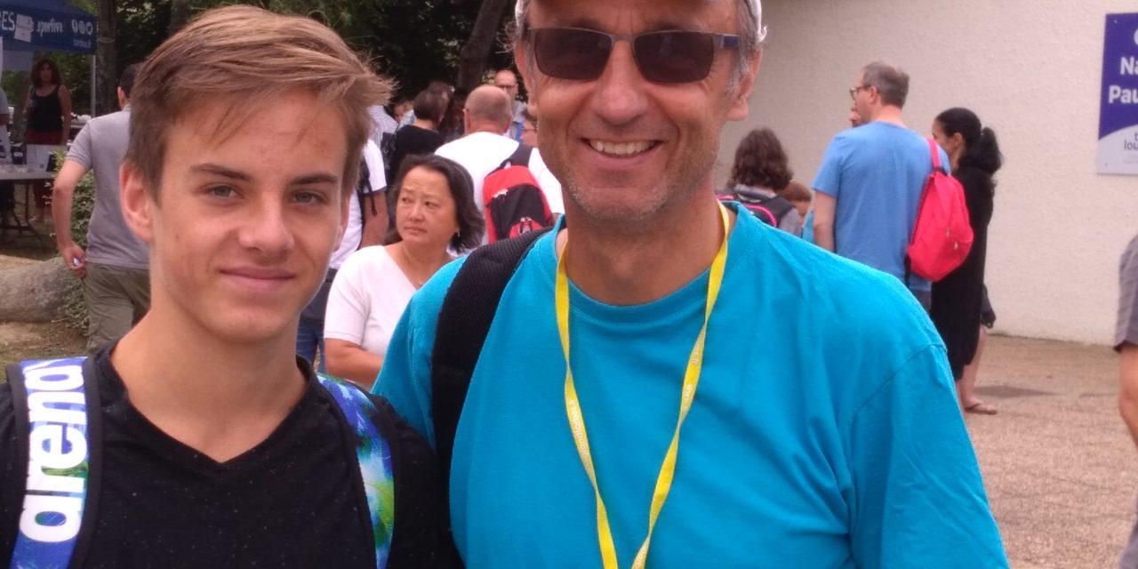 Championnats de France des jeunes à Tarbes (1) : Gabriel monte en puissance de jour en jour