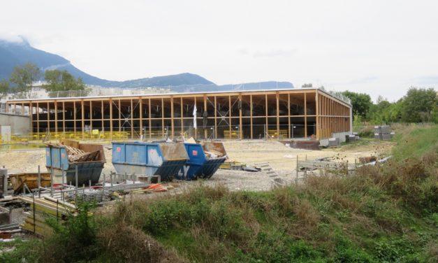 Nouvelle piscine de St-Egrève : La mauvaise surprise des créneaux attribués aux associations, historique et point des avancées