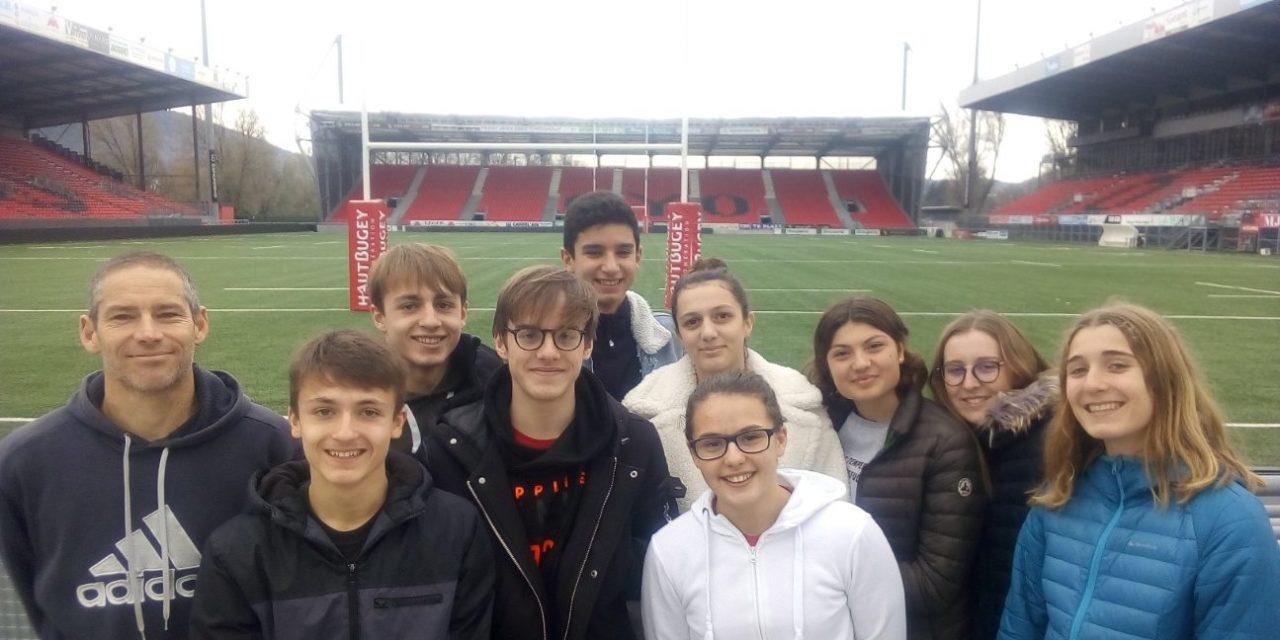 Championnats de ligue à Oyonnax : Des st-egrèvois en forme
