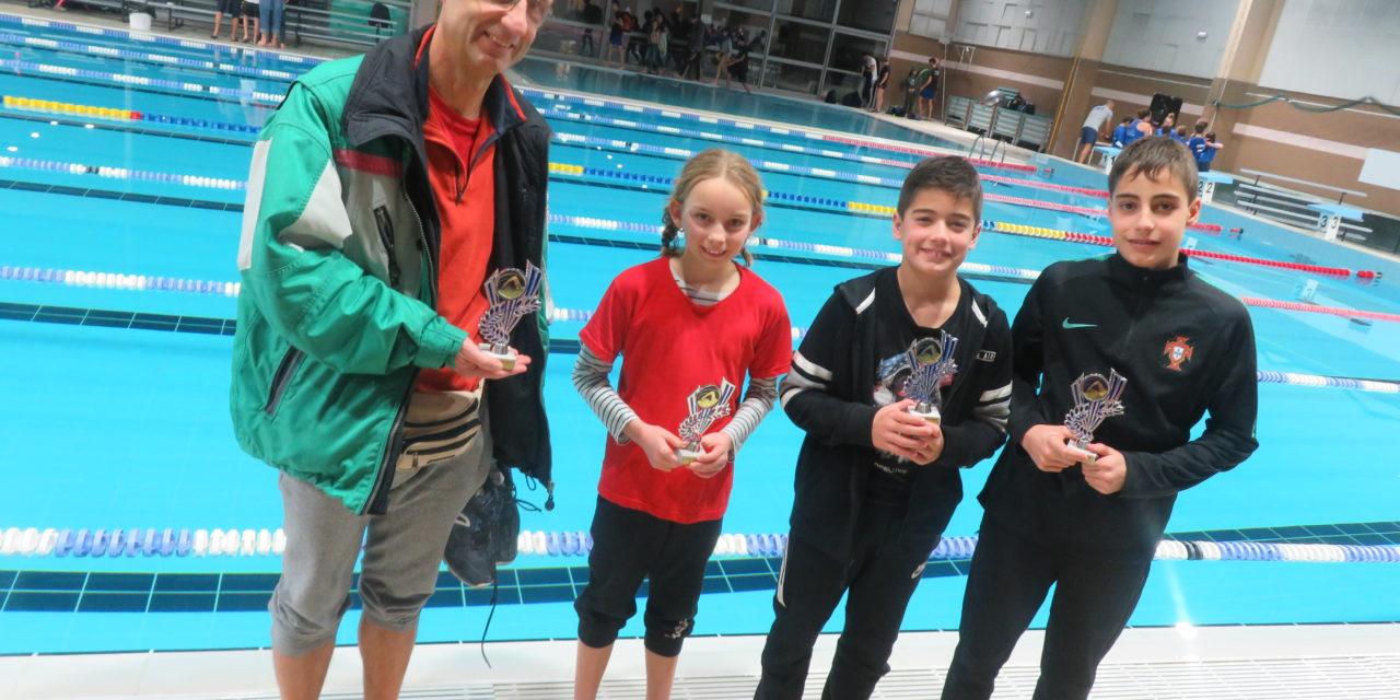 Championnats départementaux jeunes à Fontaine (2): La famille Foltran sur le podium des garçons