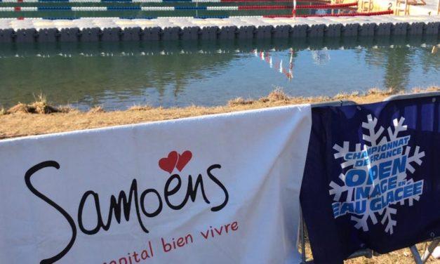 Championnats de France en eau glacée à Samoëns 2020 : Antoine Jaffiol en précurseur